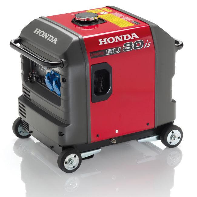Генератор Honda EU30iS в Боре