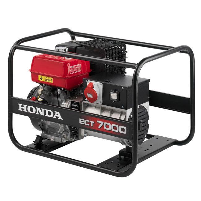 Генератор Honda ECT7000 в Боре