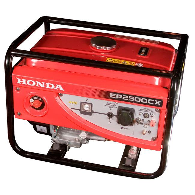 Генератор Honda EP2500CX в Боре